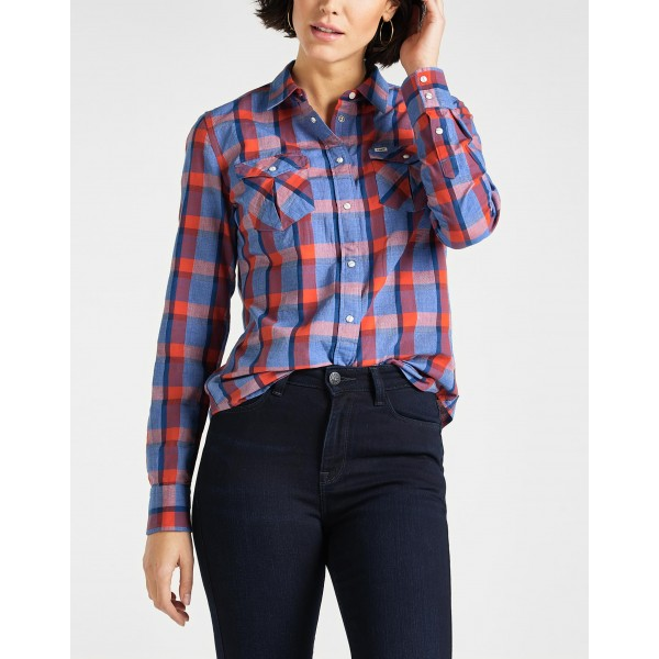 Camisa m/l Lee - 1