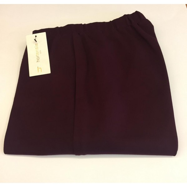 Pantalón Hortensia Clerk rojo