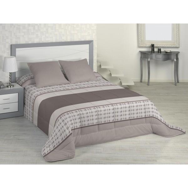 Edredon confort Karamelo modelo Sombra estampado