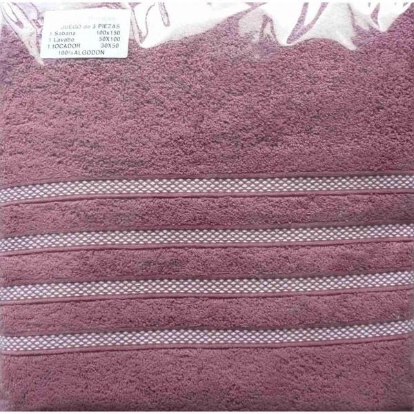 Toalla diseño Barra de Textil As Burgas de 550gr.  - 8