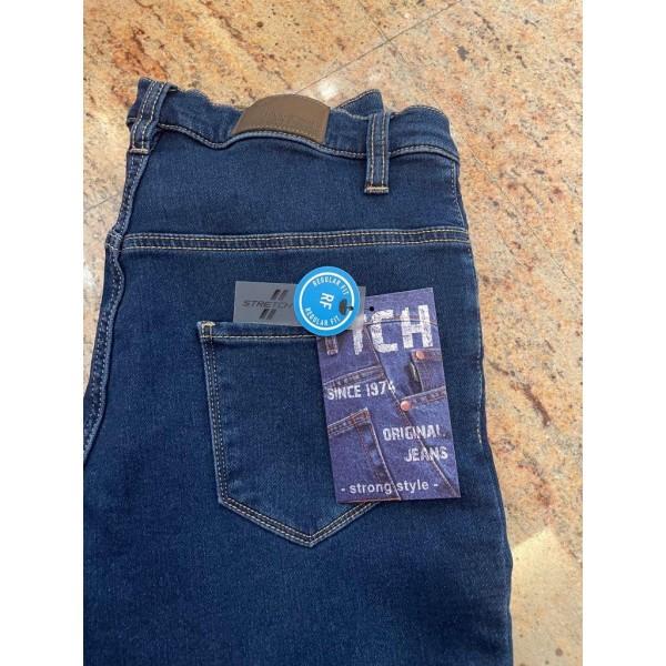 Pantalón vaquero señora, color 01 Azul,  modelo Georgia de Covartex-