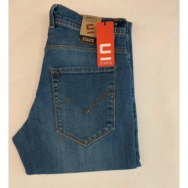 Pantalón vaquero STAATS  - 1