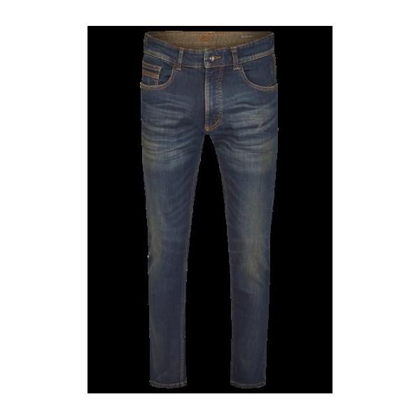 Pantalón Vaquero en color azul Camel Active 5-Pocket Slim Fit Madison - 1
