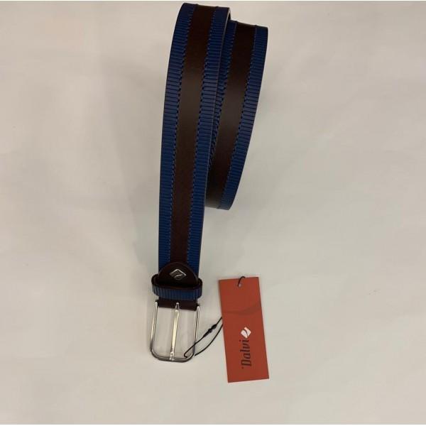 Cinturón vaq milos bicolor 35mm  de Denver  - 1